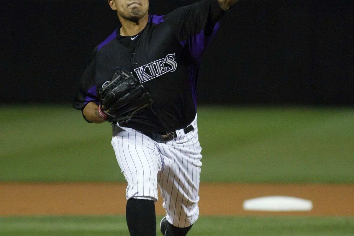 Jorge De La Rosa makes his 2013 debut tonight against Marco Estrada and the Milwaukee Brewers.