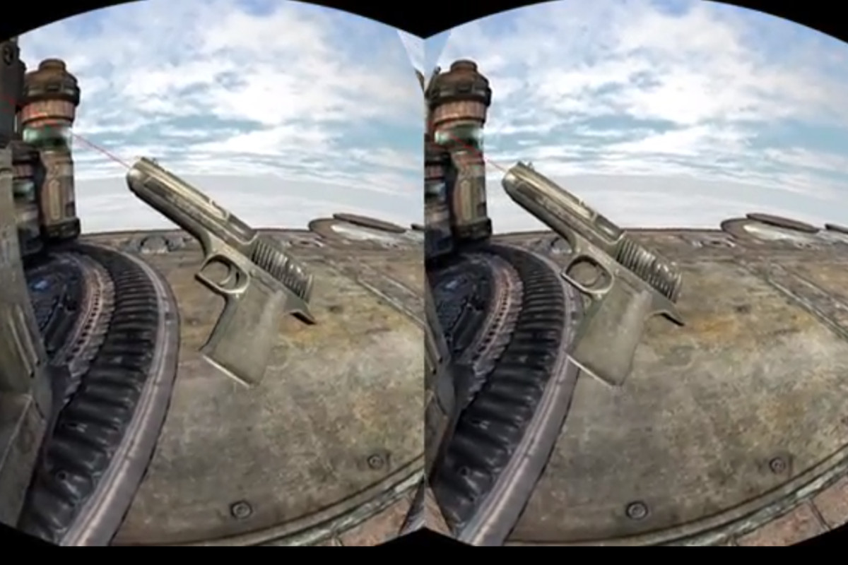 New Oculus Rift cover shooter is so realistic, players
