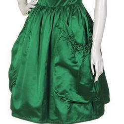 Bill Blass, (American, 1922-2002), Cocktail Dress Estimate: $150 to $250   Sold for: $1125