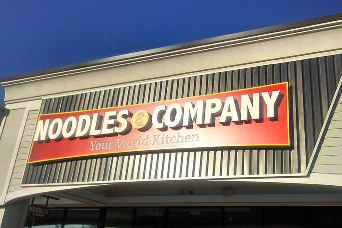 Noodles & Company in Burlington