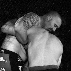 David Mitchell vs. Dave Huckaba at WFC 13, February 28, 2015.