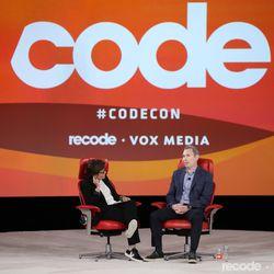 Kara Swisher (Editor at large, Recode), Andy Jassy (CEO, Amazon Web Services)