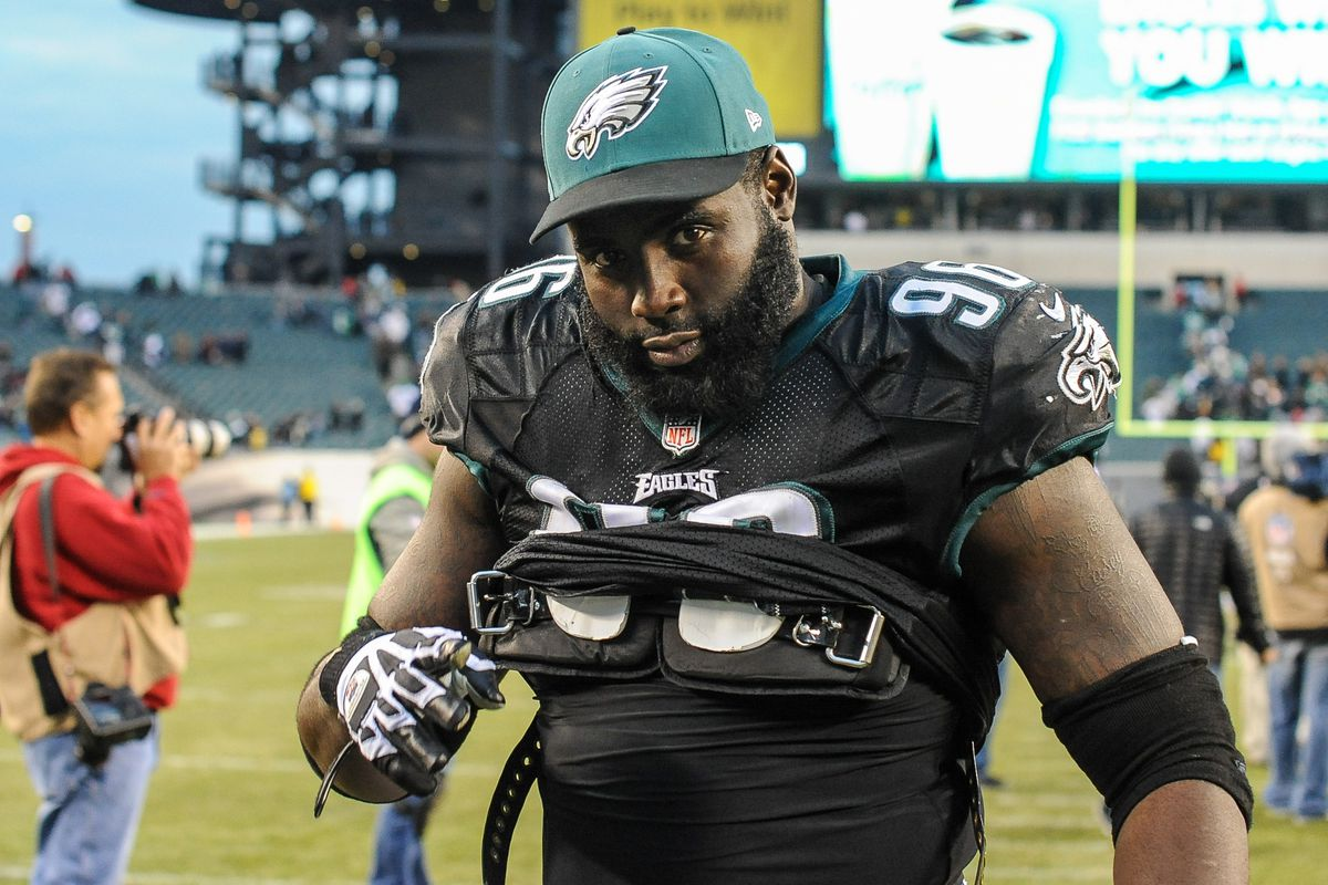 Bennie Logan is an underrated player on the Eagles defense