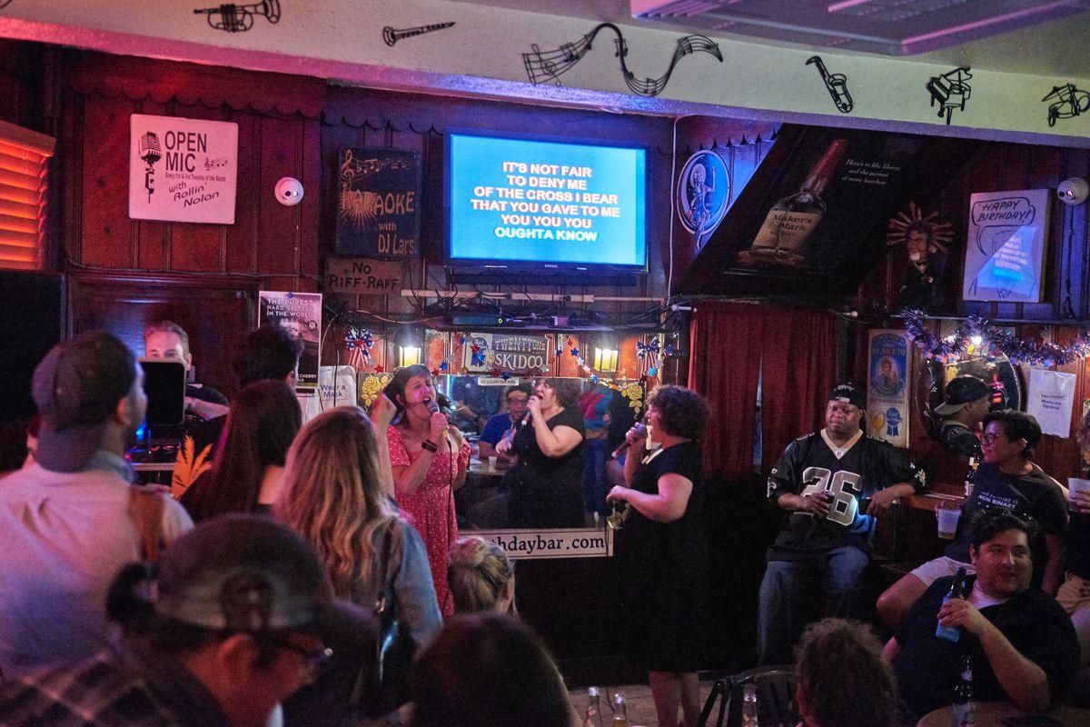 Kira Myers and Erica Ruiz sing Alanis Morissette's