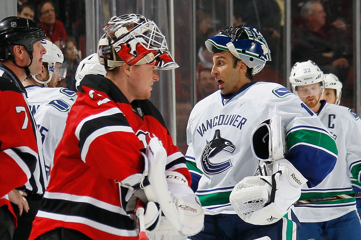 Did you hear what Matt said about goalies?! Guy's an idiot!