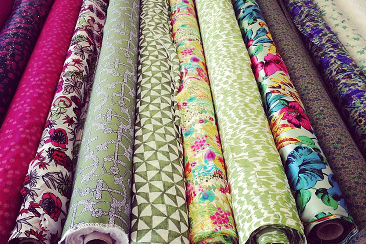 New zealand 39 s the fabric store brings hip textiles to la for Space fabric nz