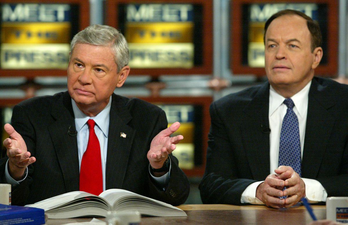 Bob Graham and Richard Shelby on Meet the Press