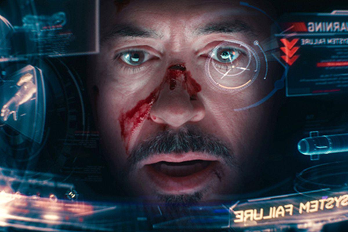 Iron Man 3 HUD 640
