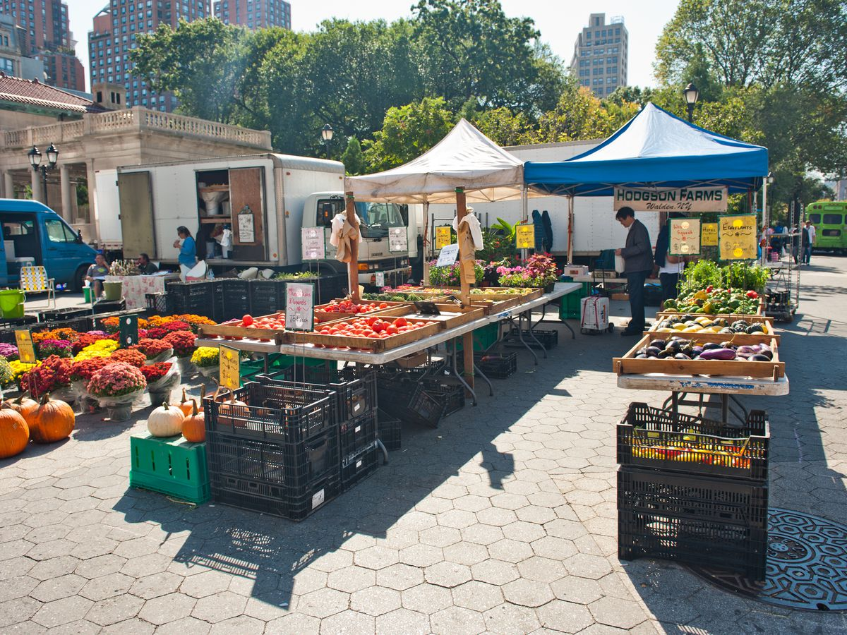 New York City S 12 Best Farmers Markets To Visit This Fall Eater