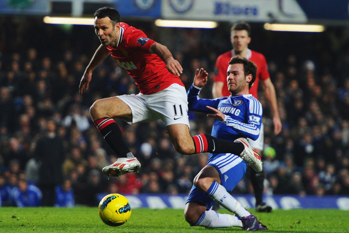 Giggsy's craft and guile on display