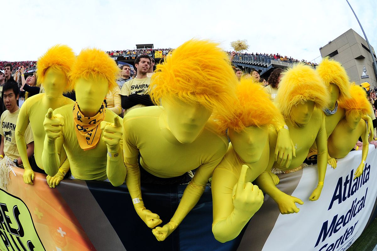 I COULD NOT find a relevant picture after ten minutes, so enjoy the yellow dudes.