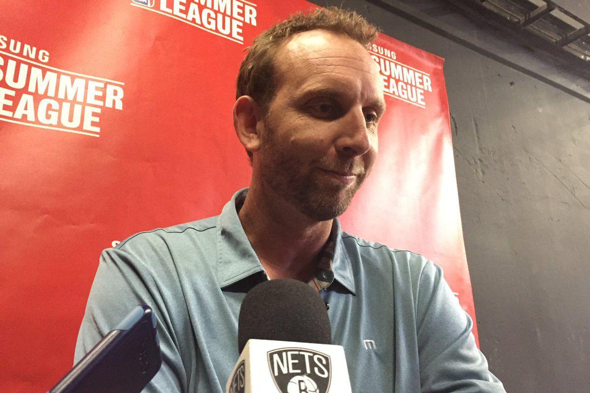 Sean Marks Summer League