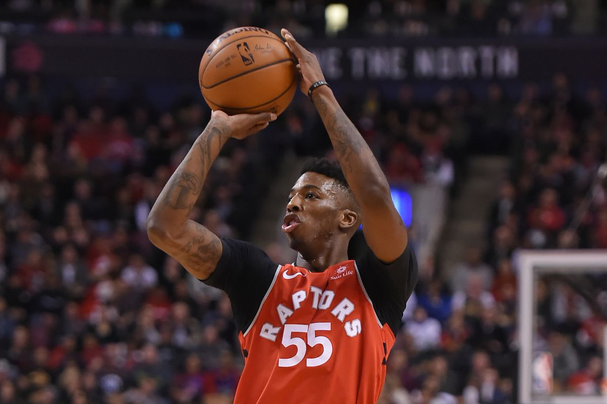 outlet store 05a83 8eb5a Toronto Raptors 2017-18 Player Review: Who is Delon Wright ...