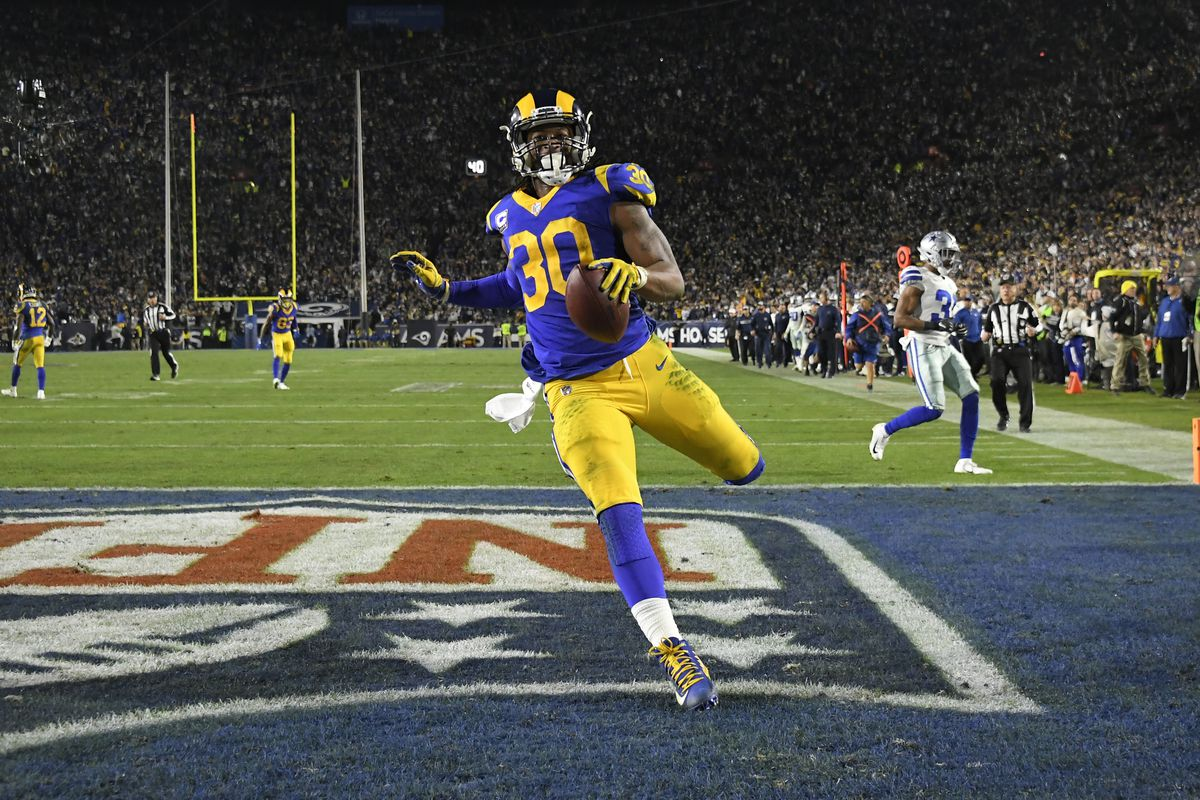 Rams RB Todd Gurley's 2019 fantasy outlook will be week-to