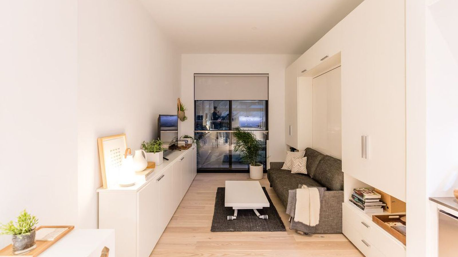 Nyc S First Micro Unit Building Will Welcome Residents On June 1 Curbed Ny