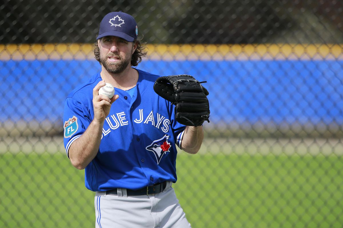 Dickey this spring.
