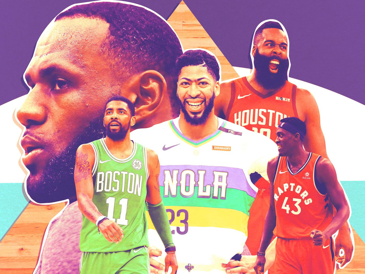 ec9df9f4a4a The Five Most Interesting Players of the 2018-19 NBA Season - The Ringer