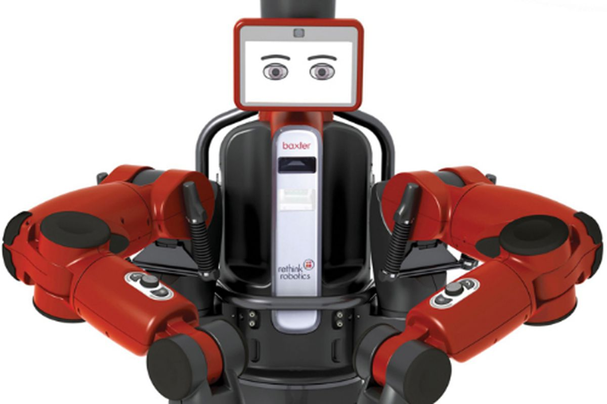 """Image via <a href=""""http://www.ecouterre.com/could-baxter-the-robot-make-u-s-manufacturing-competitive-again/"""">Ecouterre</a>"""