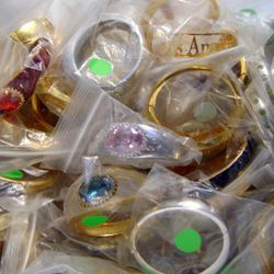 Assorted cheap bracelets