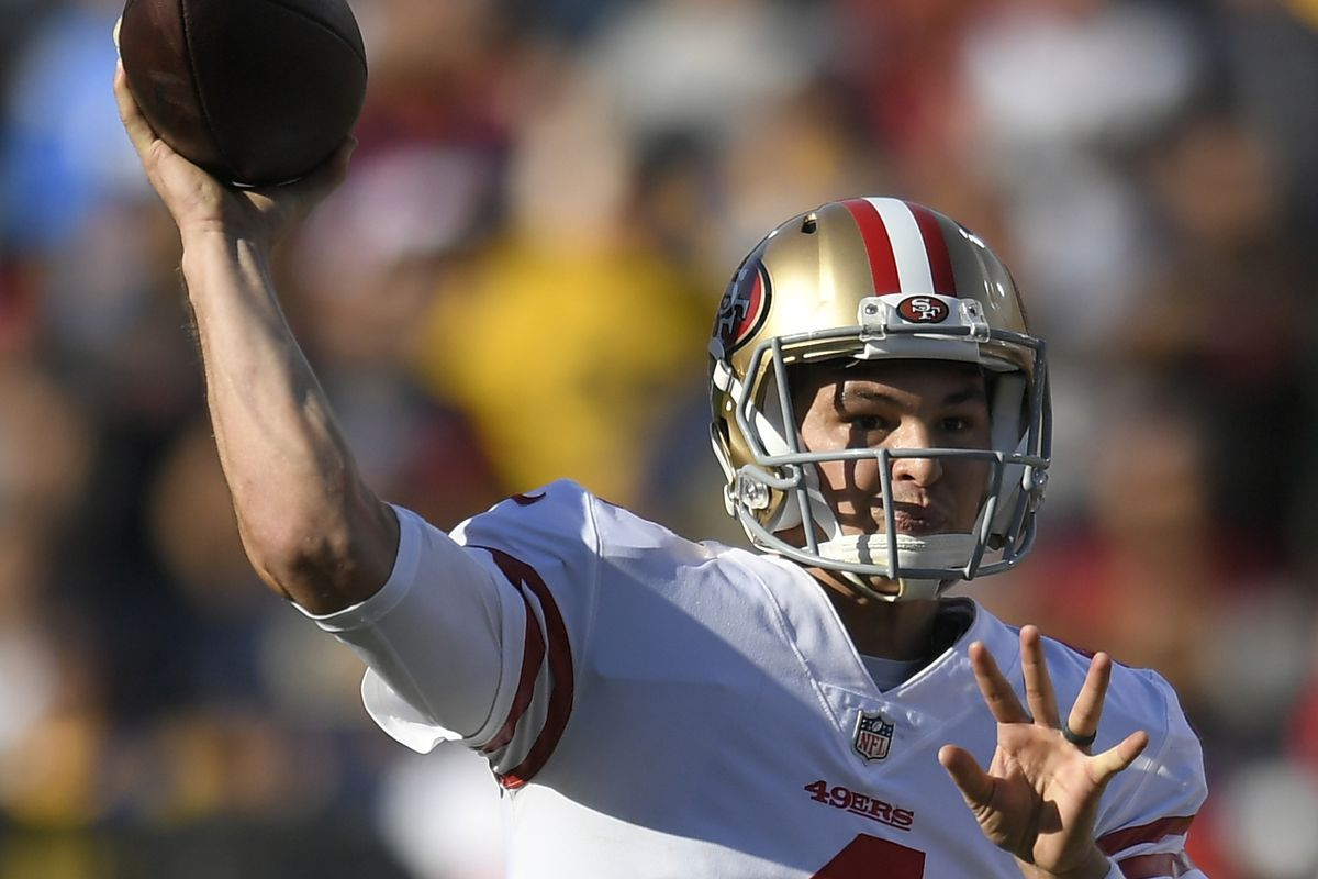 49ers news: Nick Mullens level-headed, but confident about backup QB spot as the team heads into OTA's