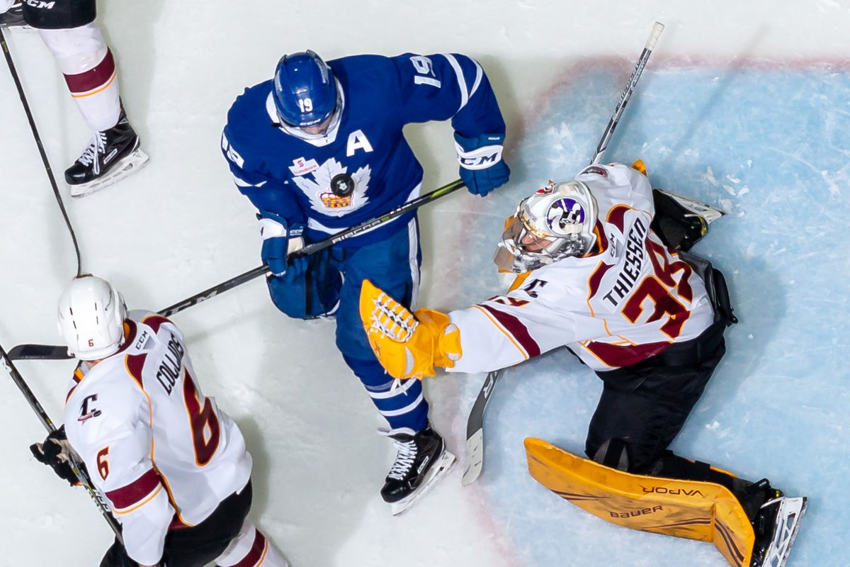 PPP After Dark playoff chat: The Marlies go for the sweep