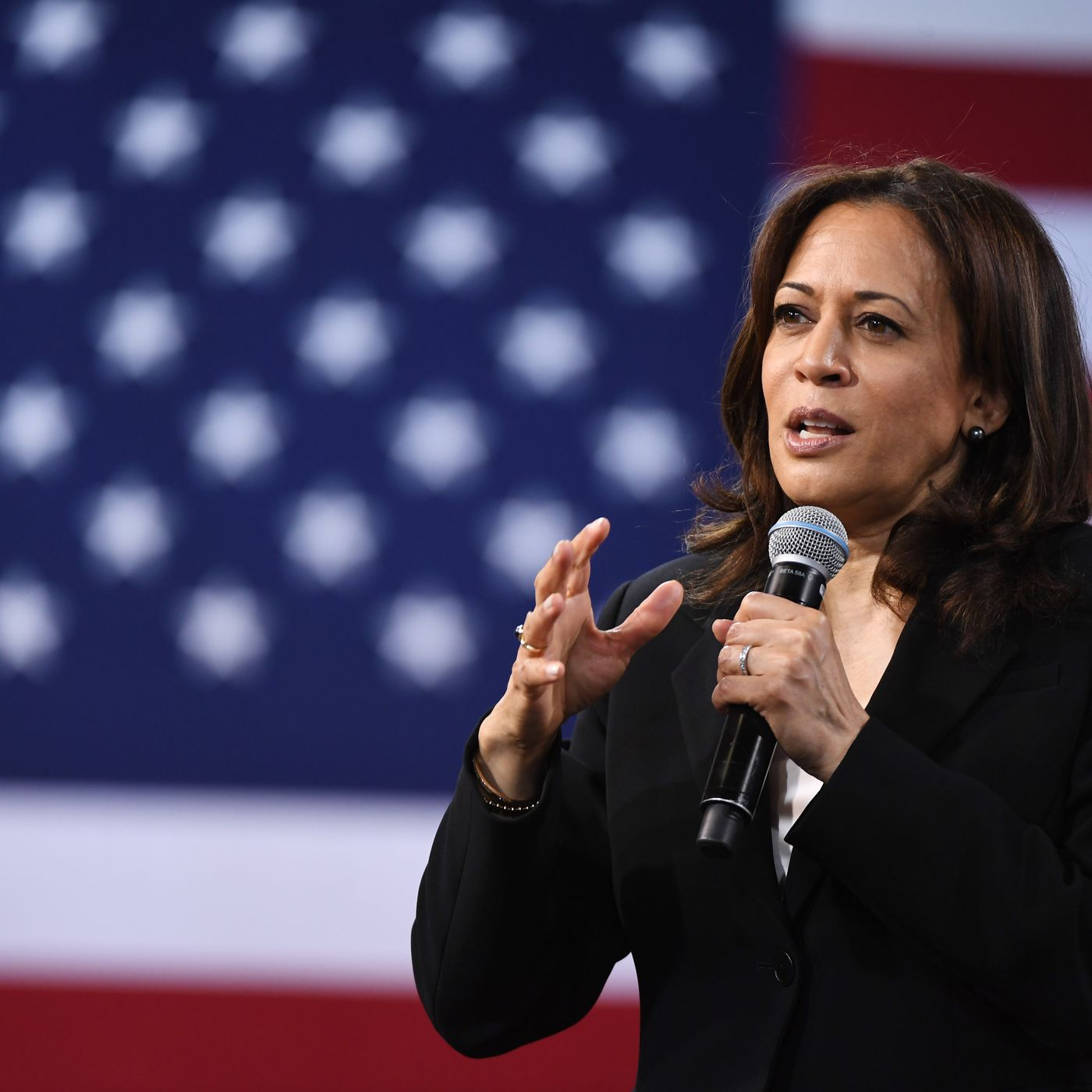 Kamala Harris Vows To Hold Social Media Platforms Responsible For Hate The Verge