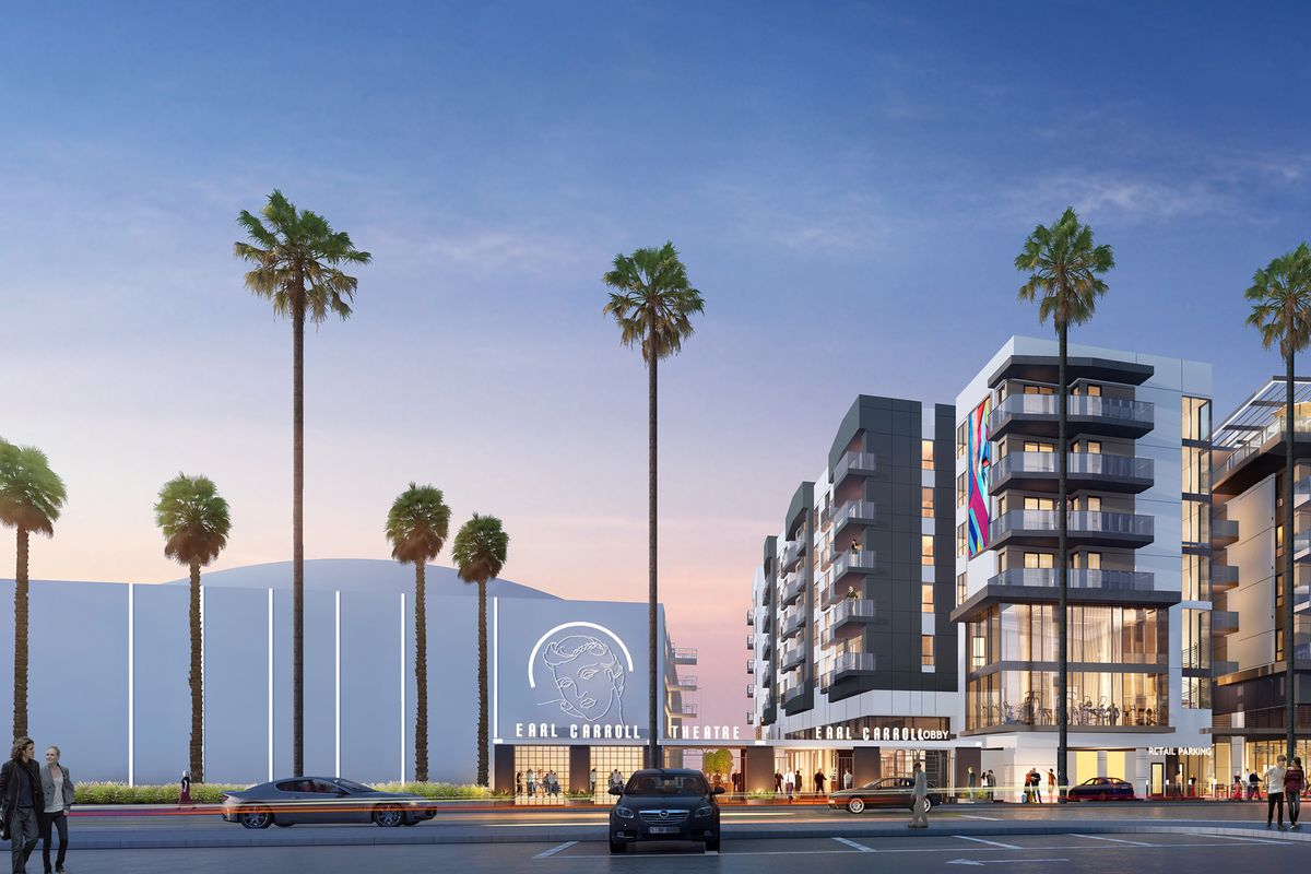 Sunset Vine Mixed Use Development Will Be Ready In 2019