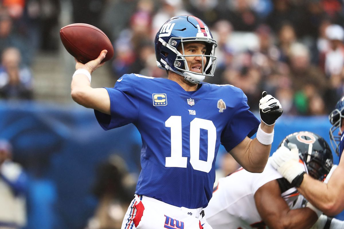 sports shoes eda30 36ec4 What should the Giants expect from Eli Manning in 2019 ...