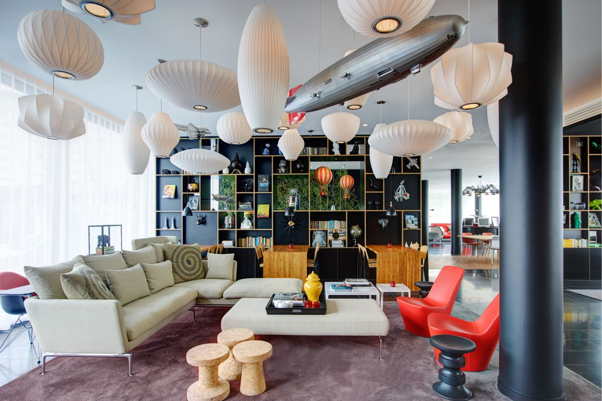 Micro Hotel Chain Citizenm To Open In West End S Hub On