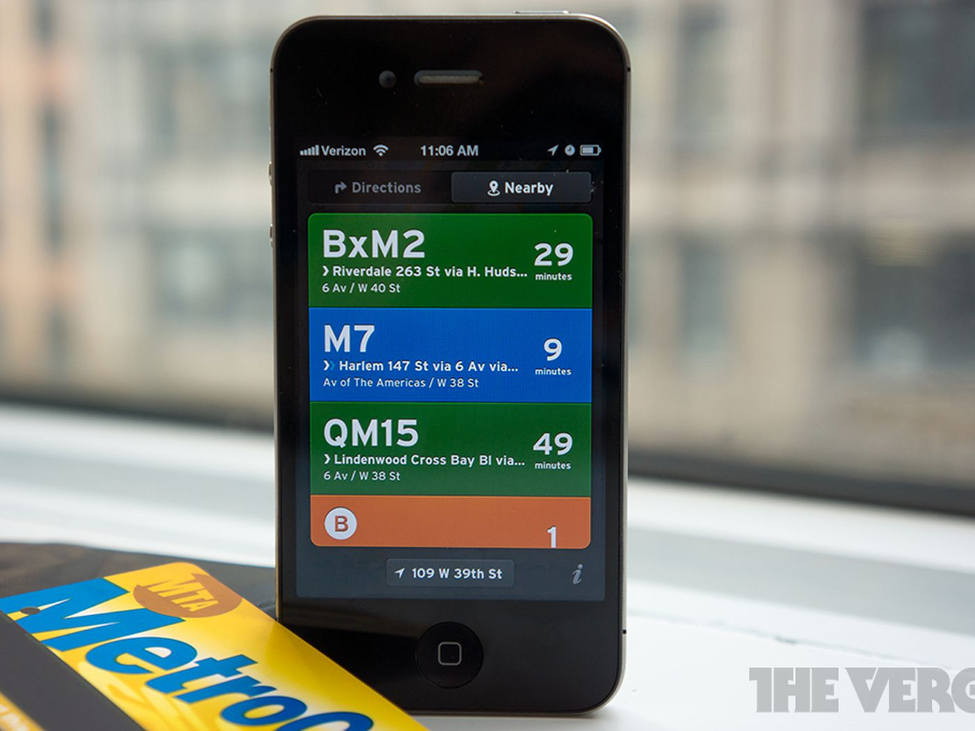 Bus and train schedule app Transit is now free, saves