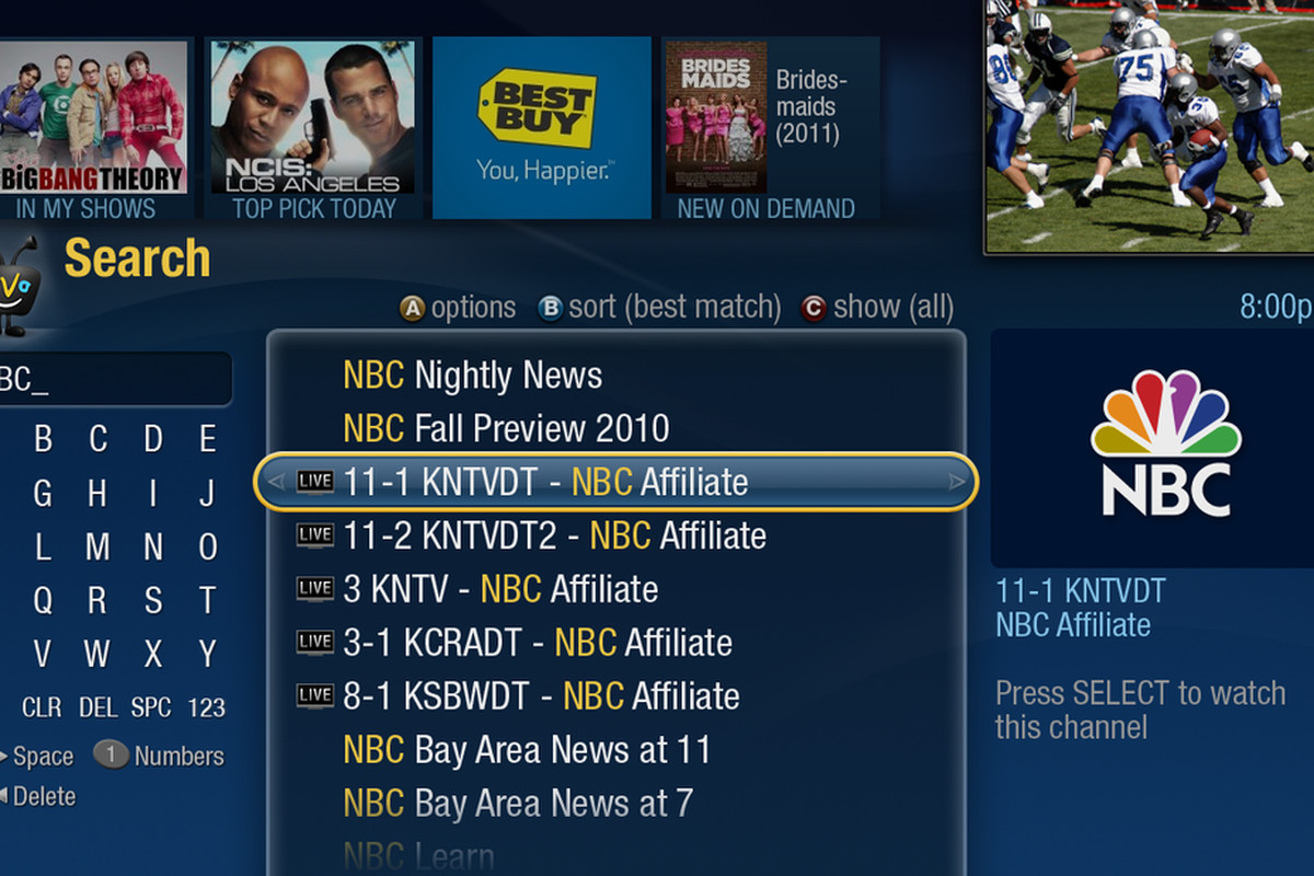 TiVo releases Android remote app to all, Premiere software