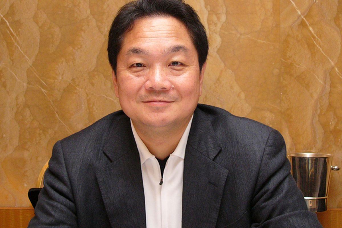 Father of the PlayStation' Ken Kutaragi receiving Lifetime Achievement Award at GDC - Polygon