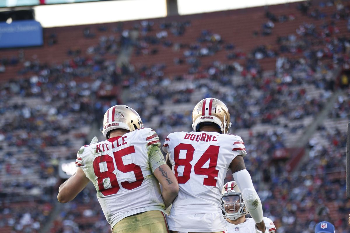 49ers roster rankings 31-40: It's the battle of the backups