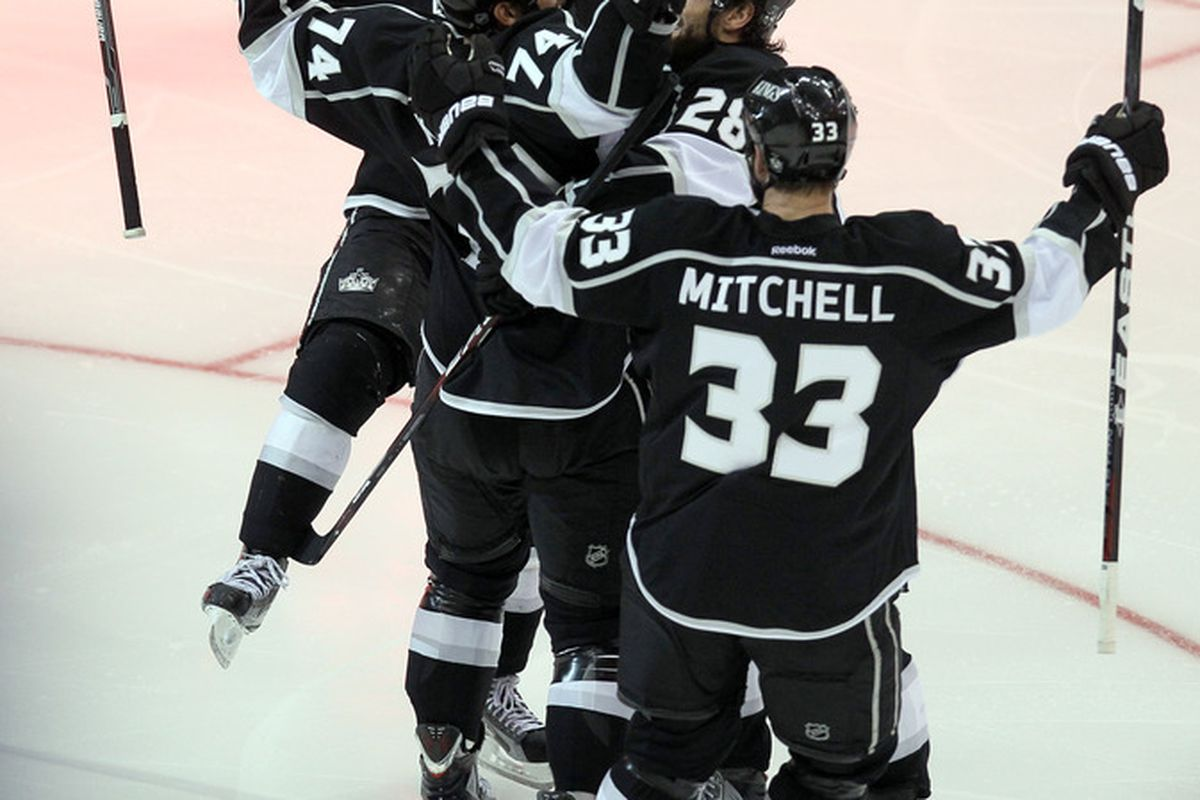 Dwight King. Who the f*** is Dwight King? And how the f*** was he so appropriately named?