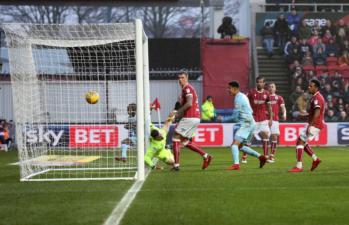 Bristol City v Sunderland - Sky Bet Championship