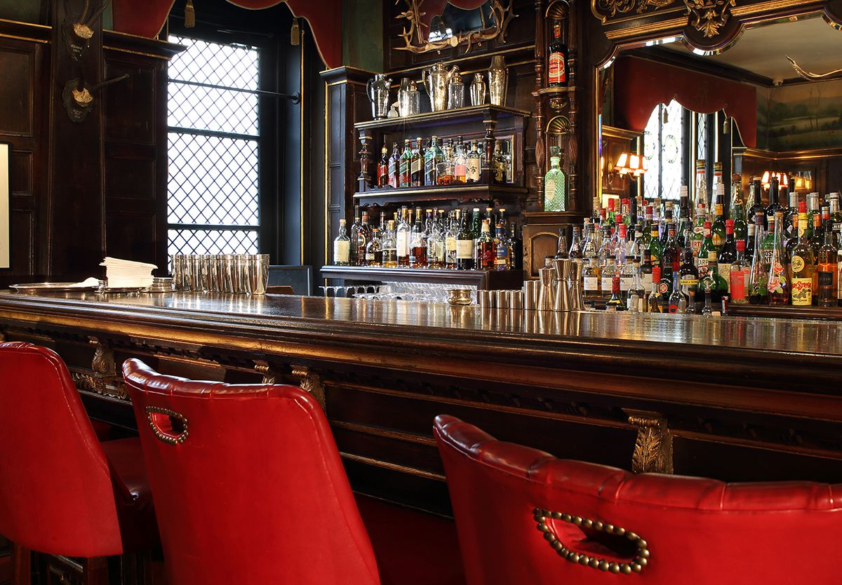 London's best martinis include Rules Covent Garden