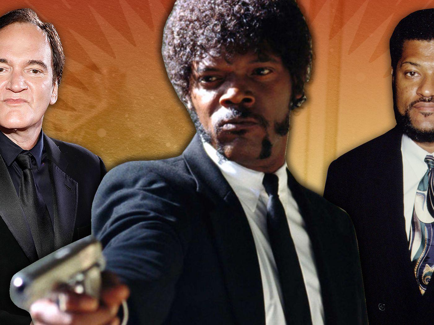 Laurence Fishburne Turned Down Samuel L. Jackson's 'Pulp Fiction' Role