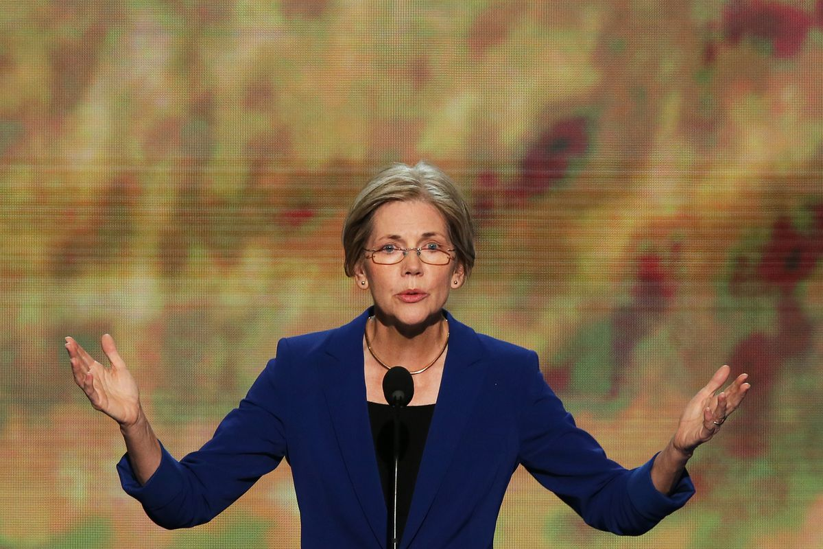 The latest Elizabeth Warren cause: ISDS — the trade policy you had no idea was so important.