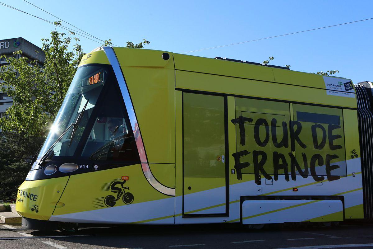 Tour de France Tram