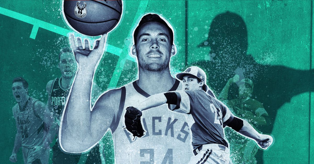Meet Pat Connaughton The NBA S Very Own Kyler Murray The