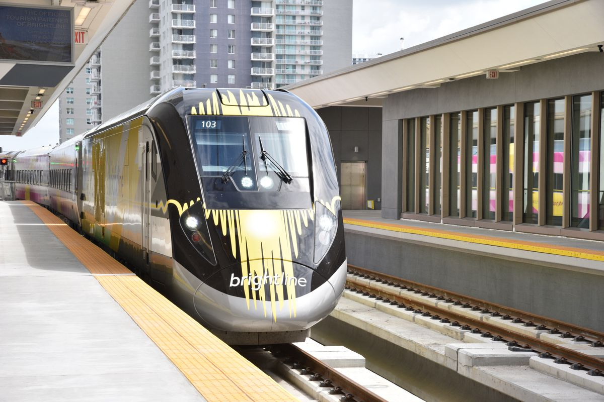 all aboard: brightline train services start may 19 - curbed