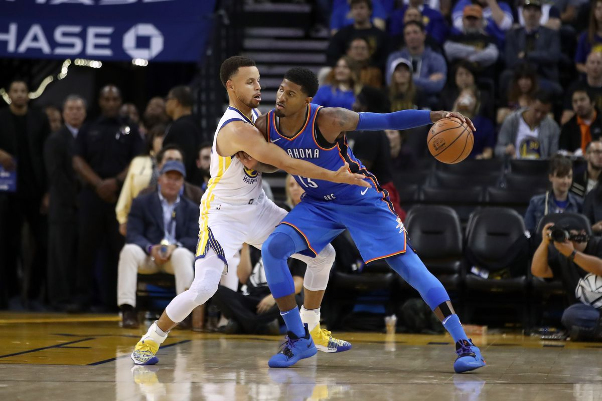 f2422b6d2 Warriors at Thunder Preview  Kevin Durant questionable