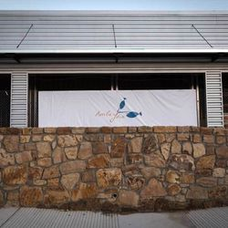 <b>Amberjax</b>: seafood restaurant? Fish market?