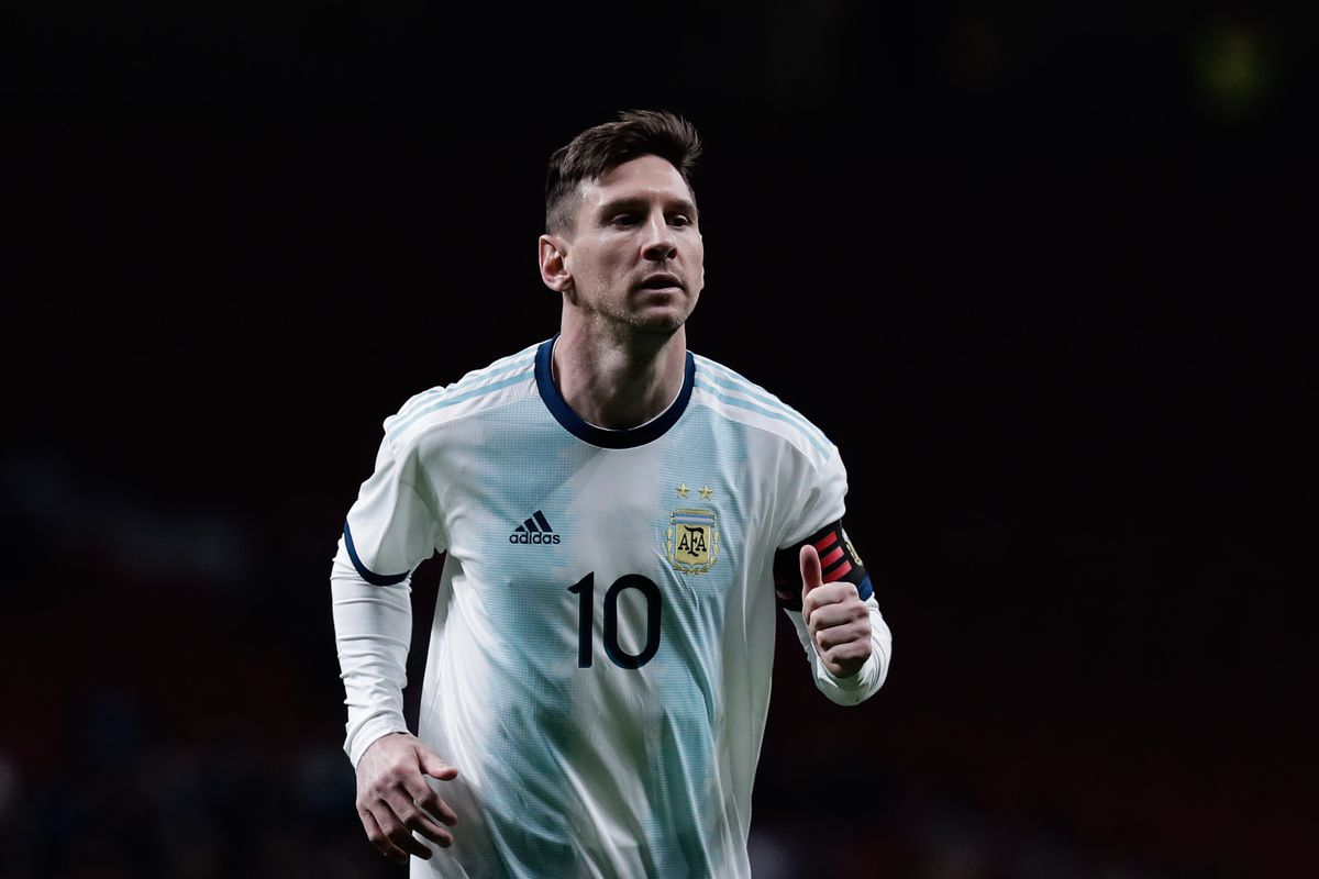 Lionel Messi named in Argentina squad for 2019 Copa America