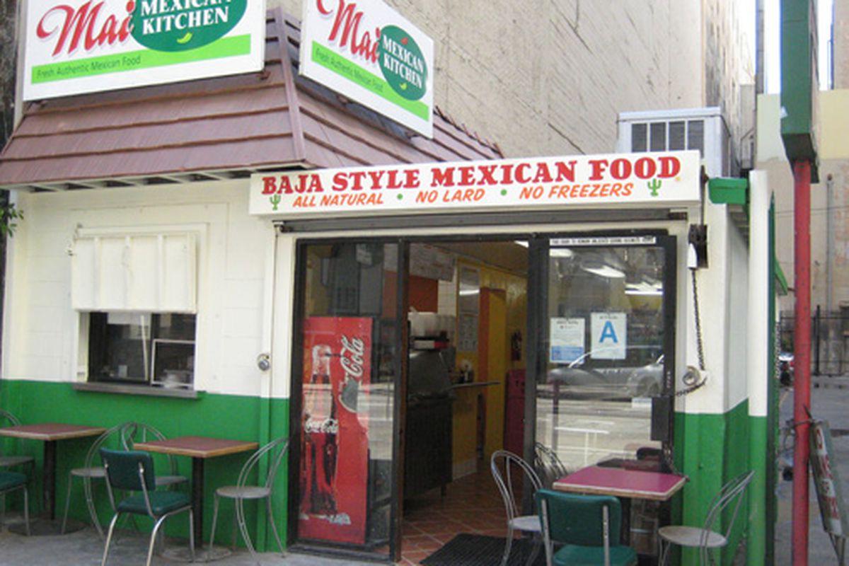 Mai Mexican Kitchen