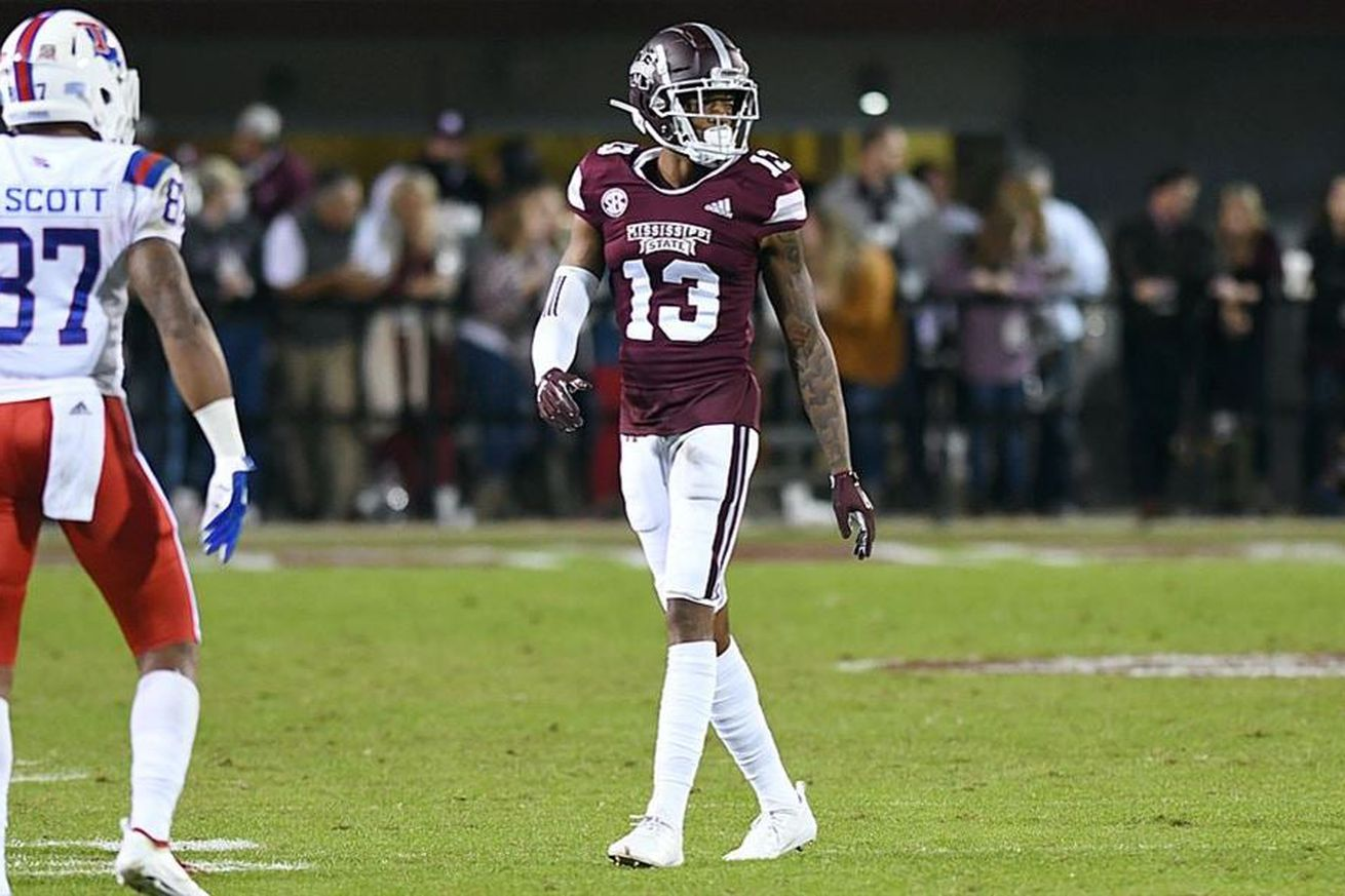 #13 Days Until Mississippi State Football: Tyler Williams