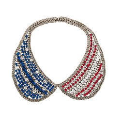 """Liberty necklace, $300 (was $755) via <a href=""""https://www.therealreal.com/"""">The Real Real</a>"""