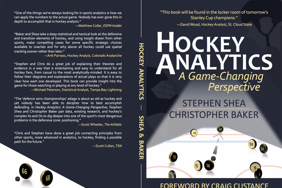 Book Review: Hockey Analytics, A Game-Changing Perspective