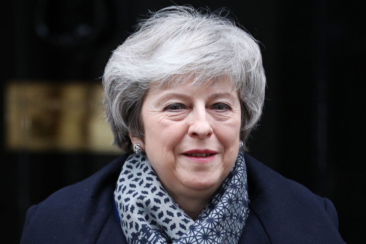 Theresa May Faces No-confidence Vote