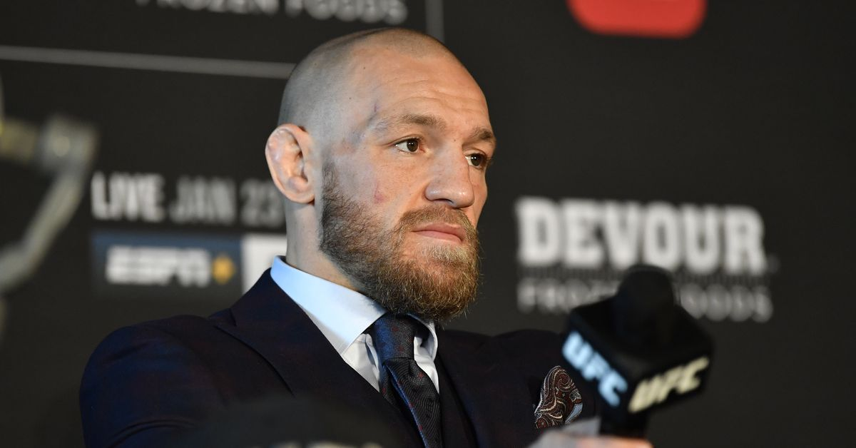 Conor McGregor tops Forbes' highest-paid athletes list for 2021